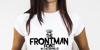The Frontman Font person active shirt