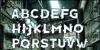 Decay Font poster screenshot