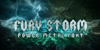 Fury Storm Personal Use Font painting