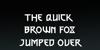 thewitcher Font text screenshot