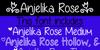 Anjelika Rose Font screenshot font