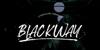 Blackway Brush Font poster