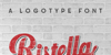 Ristella PERSONAL USE ONLY Font text design