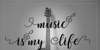 chalala Font guitar musical instrument