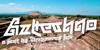 Aztechno Font outdoor mountain