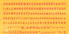 Longdoosi Personal Use Font text