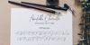 Sella Callista Font poster