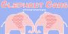 Elephant Ears Demo Font cartoon design