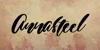 annasteel Font poster