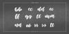 Elowen Font handwriting screenshot