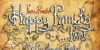HAPPY FAMILY Font handwriting text
