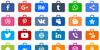 Social Media Series Font screenshot design