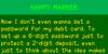 Happy Marker Font green internet