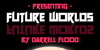 Future Worlds Font poster