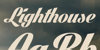 Lighthouse Personal Use Font outdoor ship