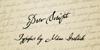 Brev Script Personal Use Font handwriting text