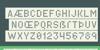 StreetDot Demo Font text design