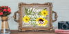 Milasian Circa PERSONAL Font flower table