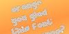 10% Orange Juice Font