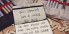 FreeFormVH Font handwriting letter