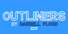 Outliners Font design graphic
