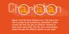 Charlatan DEMO Font screenshot design