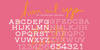 font5 Font design typography