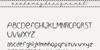 VMF_Style_ttf Font screenshot typography
