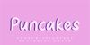 Puncakes Font poster