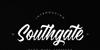 Southgate Font poster