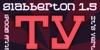 Slabberton Font poster screenshot