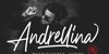 Andrellina Font poster