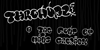 Throwupz Font handwriting typography