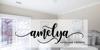 Amelya Font poster