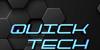 QuickTech Font screenshot design