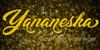 Yananeska Personal Use Font typography text
