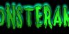 Monsterama Font screenshot clock