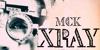 Mck Stencil Xray Font poster