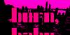 Deco Inferno Font poster design