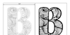 Labrint Font drawing sketch
