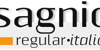 Resagnicto Font design graphic
