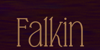 Falkin Serif PERSONAL Font handwriting text