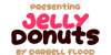 Jelly Donuts Font design graphic