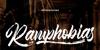 Ramphobias Font