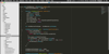 Code New Roman Font screenshot abstract