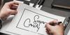 Sugar Candy Font handwriting design