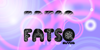 Fatso Font screenshot art
