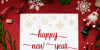Christmas Font poster