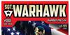 American Captain Font cartoon poster