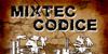 Mixtec Codice Font poster cartoon